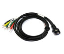 Benz Star Compact 4 SD 4 Pin Cable