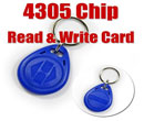 ID Promixity Read and Write Card 4305 Chip