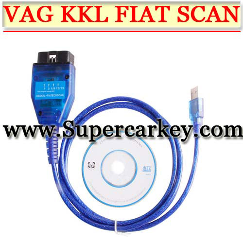 VAG KKL USB+Fiat Ecu Scan