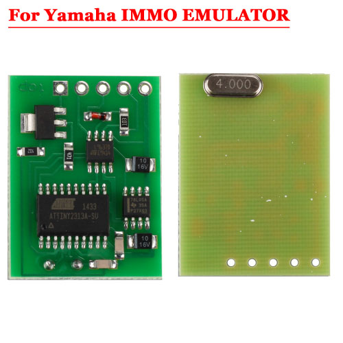 For Yamaha motorcycles and scooters  Immobilizer Emulator