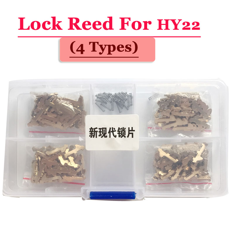 Car Lock Reed For Huyndai HY22 100pcs/box ( each type 25pcs)