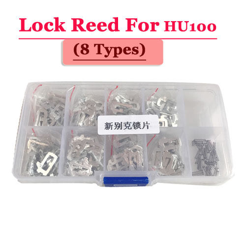 Car Lock Reed For OPEL HU100 200pcs/Box( each type 25pcs)