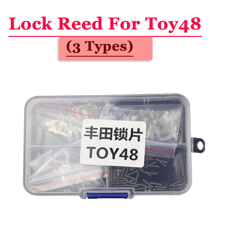CAR Lock Reed For TOYTA TOY48 120pcs/Box(each type 40pcs)