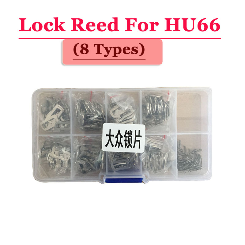 Car Lock Reed For vw hu66 200pcs/BOX (each type 25pcs)