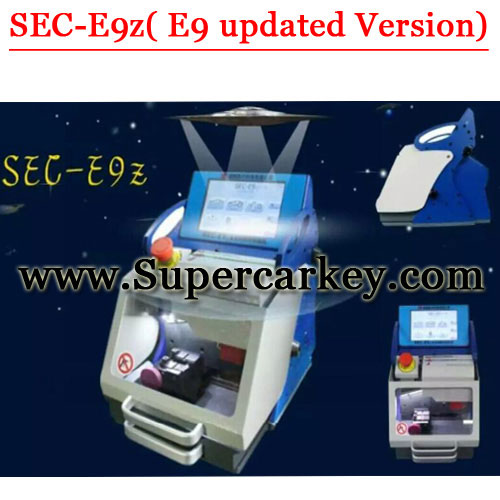 SEC-E9z Key Cutting Machine( Updated version)