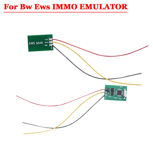 NEW EWS Immo Emulator For BMW Key Programmer