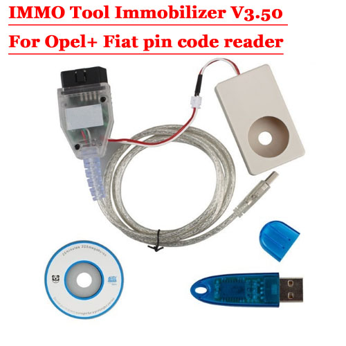 or Opel/Fiat Tool For Opel Immobilizer for Fiat IMMO Auto Key Programmer V3
