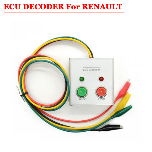 FOR Renault ECU Decoder