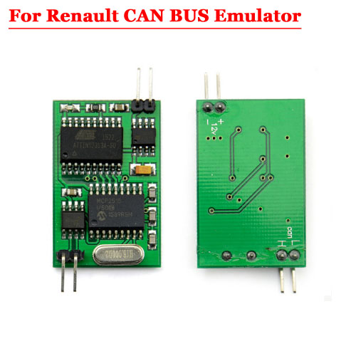 For Renault CAN BUS Emulator for Instrument Cluster Repair