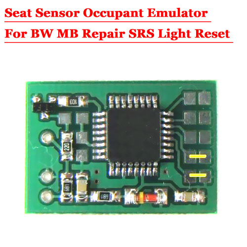For BMW and Mercedes Seat Occupant Sensor Emulator
