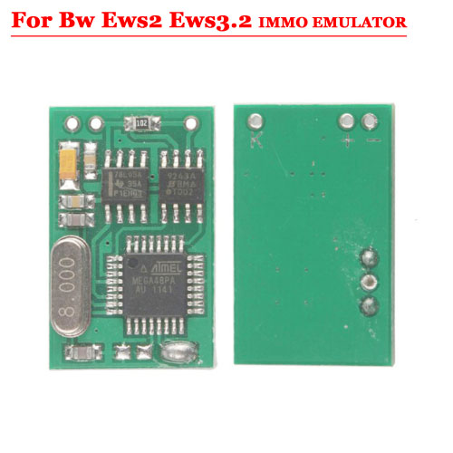 IMMO Emulator E34 E36 E38 E39 E46 For BMW EWS2 EWS3.2