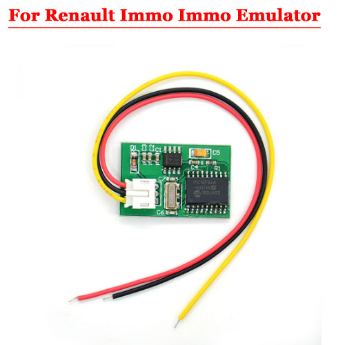 For Renault Immo Emulator