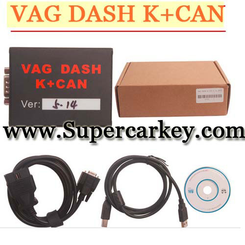 VAG Dash CAN V5.14