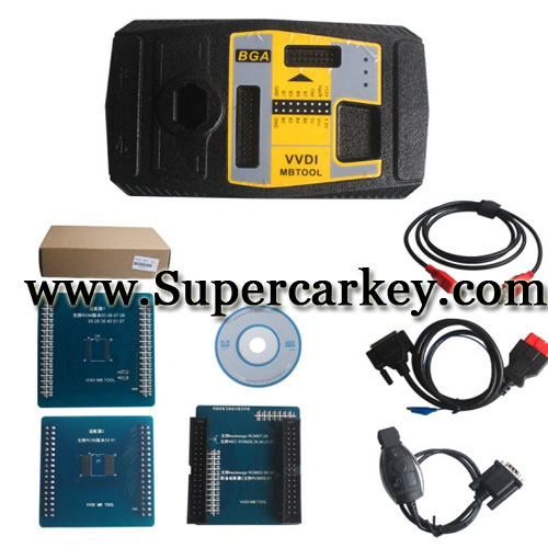 Original Xhorse V2.0.6 VVDI MB BGA TooL Benz Key Programmer Including BGA Calculator Function