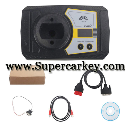 Original Xhorse V1.1.2 VVDI2 Commander Key Programmer for VW/Audi/BMW/Porsche Full Version