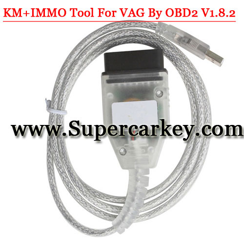 Xhorse KM+IMMO Tool For VAG By OBD2 V1.8.2 Latest Version With Multi languages