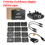 Original Xhorse VVDI Key Tool Renew Adapter Full Set 12pcs