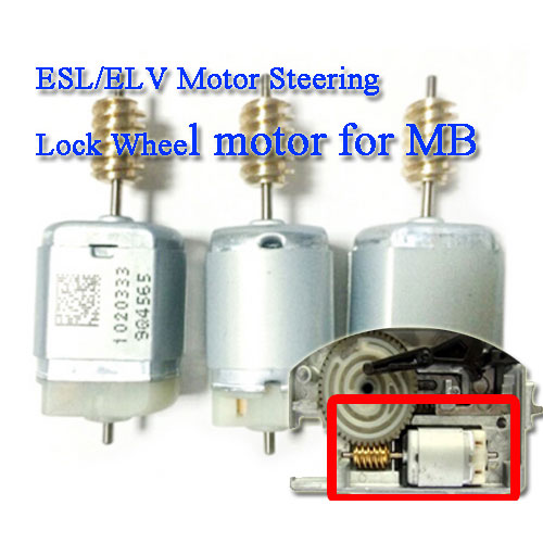 Excellent ESL/ELV Motor Steering Lock Wheel Motor for Mercedes-Benz W204 W207 W21