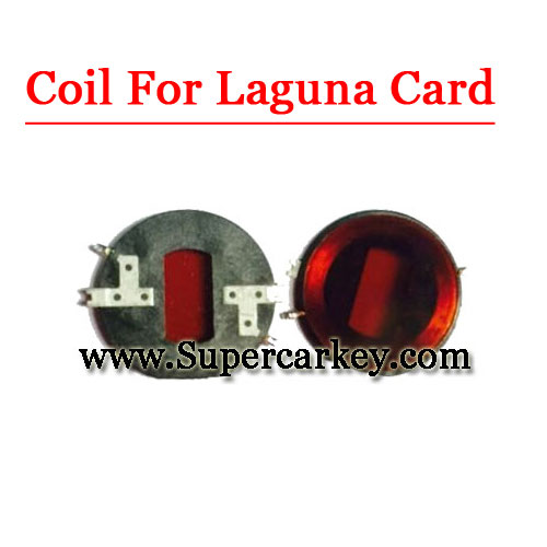Coil for Renault Laguna card