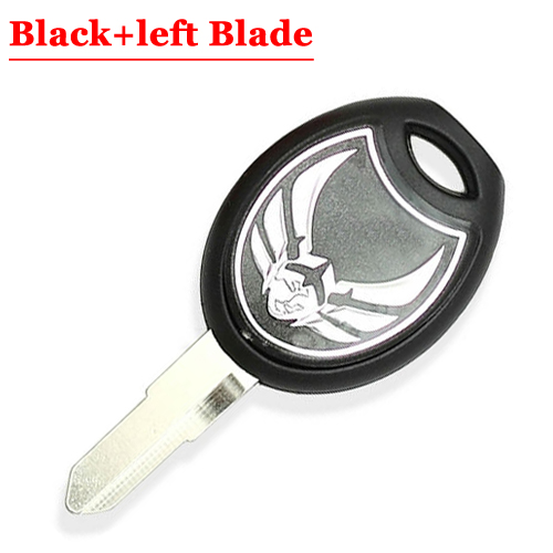 Type#19 Motorcycle Transponder Key For HD left Blade Red colour