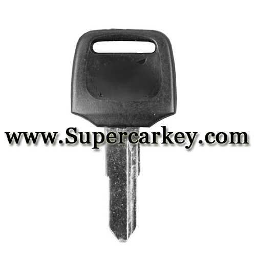 Type#21 Motorcycle Transponder Key For HD Short Blade