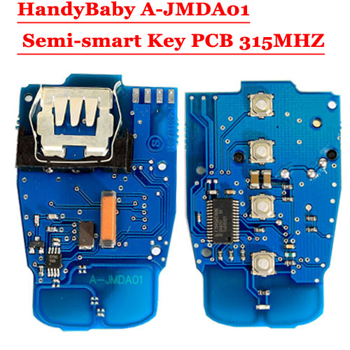 Handy Baby A-JMDA01 PCB 315MHZ for AUDI Q5