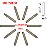 Sportage Jetta key blade 10pcs/lot