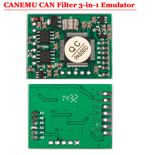 CANEMU CAN Filter 3-in-1 Emulator for BMW/Mercedes-Benz/Renault