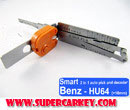 Smart HU64(10V2) 2 In 1 Lock Pick And Decoder