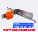 Smart HU66 2 In 1 Lock Pick And Decoder