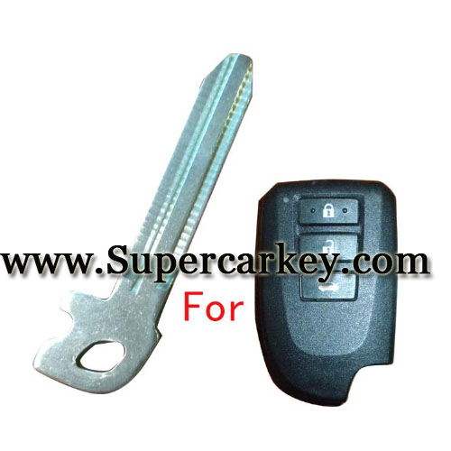 (#11) emergency  Key  for Toyota