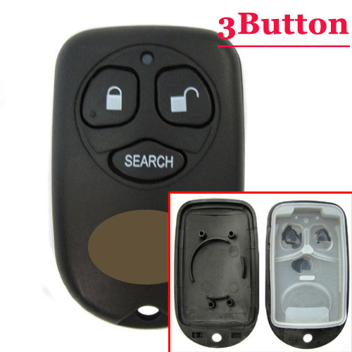 3 button Fob Keyless For Old Toyota