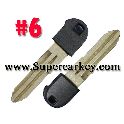 Emegency Remote Key for Toyota Smart Card#6