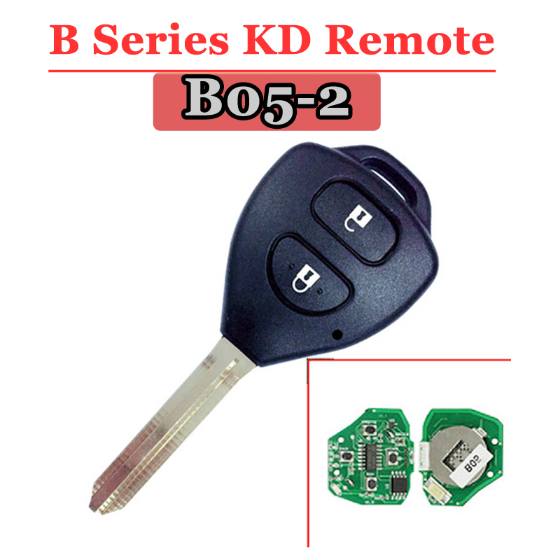 B05 2 button remote for KD900(KD300) Machine