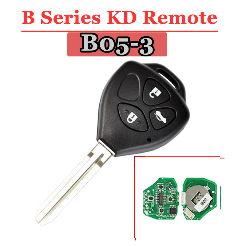 B05-3 3 Button Remote Key for URG200/KD900/KD200