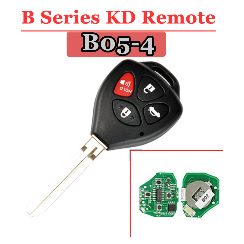 B05-4 4 Button Remote Key for URG200/KD900/KD200