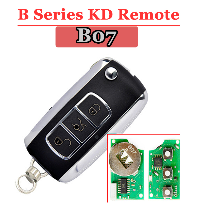 B07 3 Button Remote Key for URG200/KD900/KD200 Machine