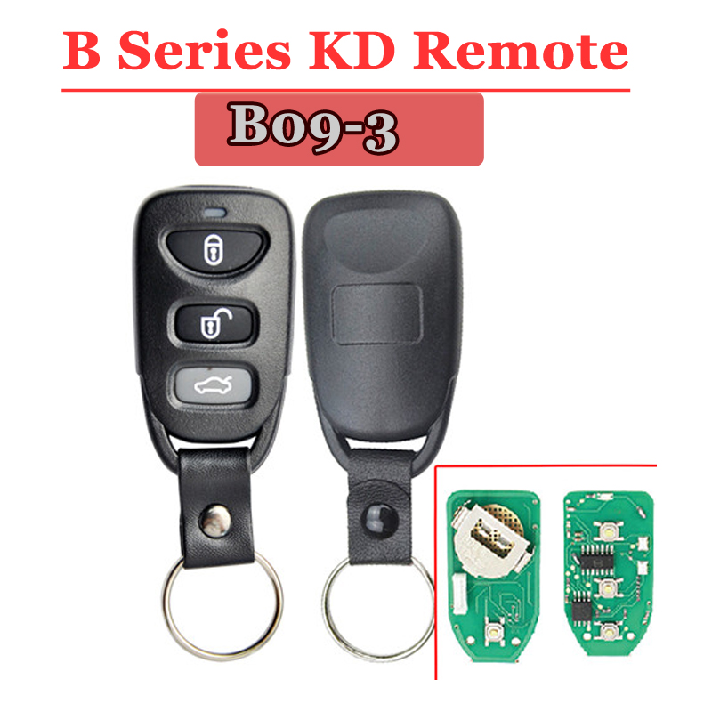 B09-01 3 Button Remote Key for URG200/KD900/KD200