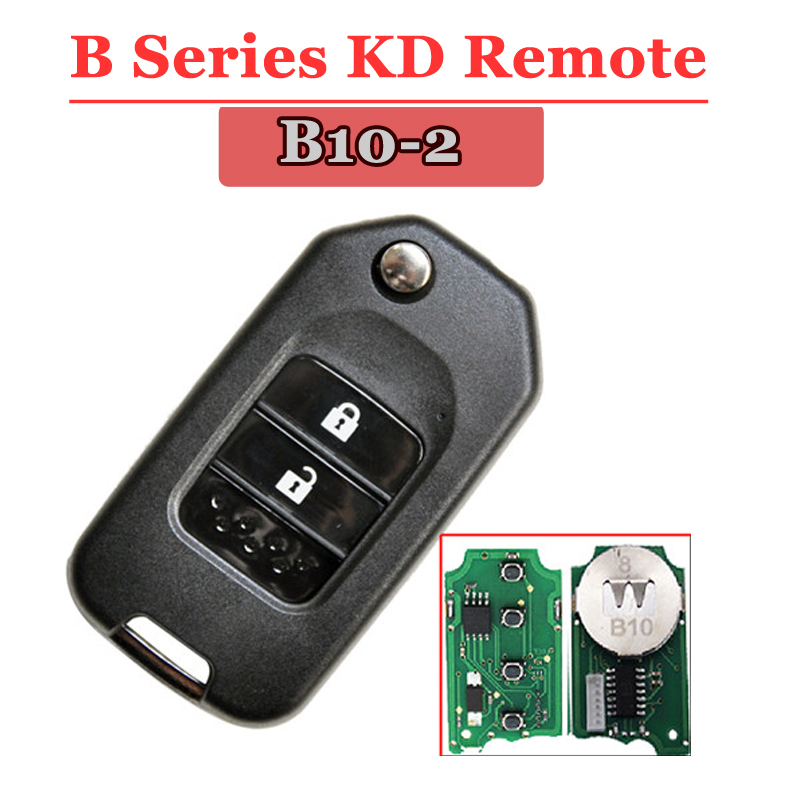 B10-01 2 Button Remote Key for URG200/KD900/KD200