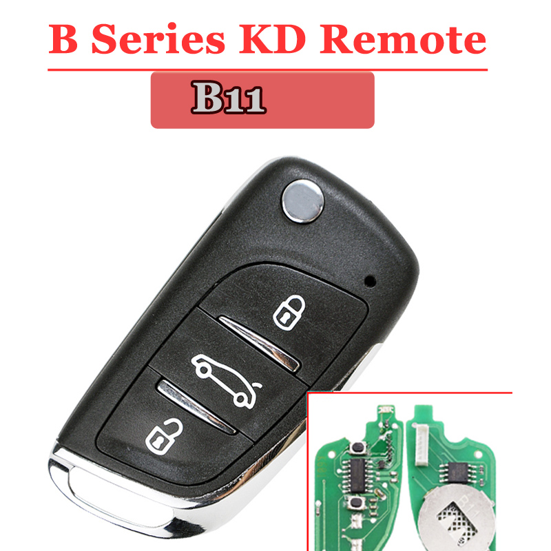 B11 3 Button Remote Key for URG200/KD900/KD200