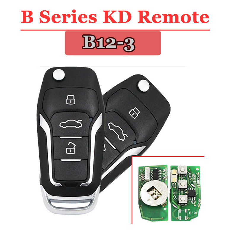 B12 3 Button Remote For KD900(KD300) Machine