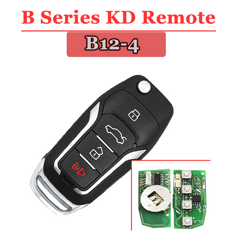 B12 4 Button Remote For KD900(KD300) Machine