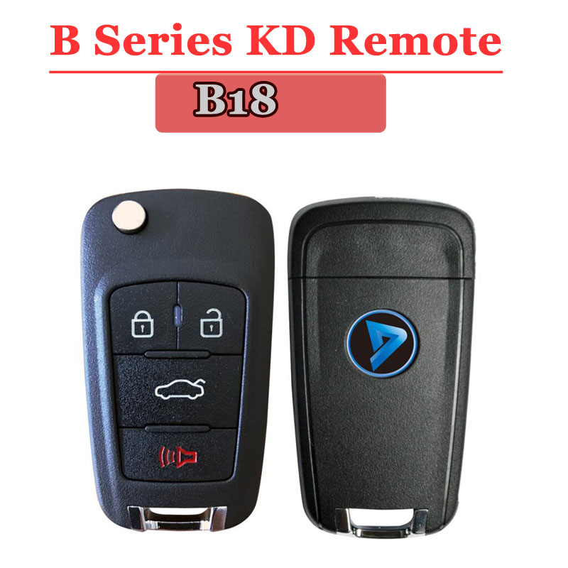 B18 3Button Remote For KD900(KD300) Machine