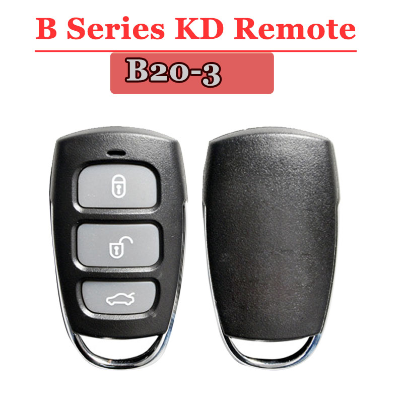 B20 3Button Remote For KD900(KD300) Machine