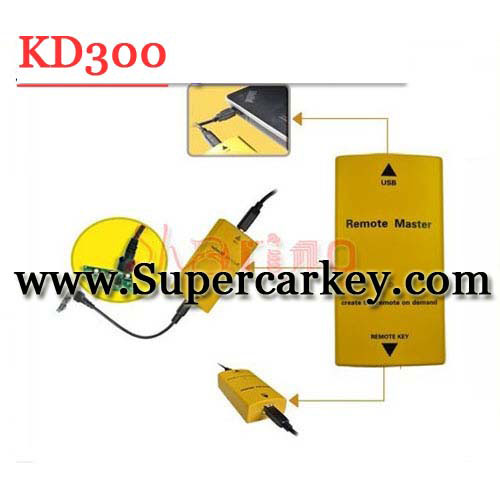 KD300  Remote Generator Machine