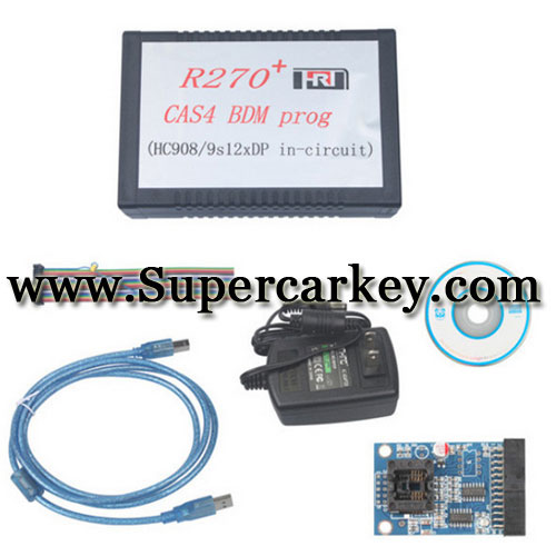 Professional R270 For BMW CAS4 BDM Programmer