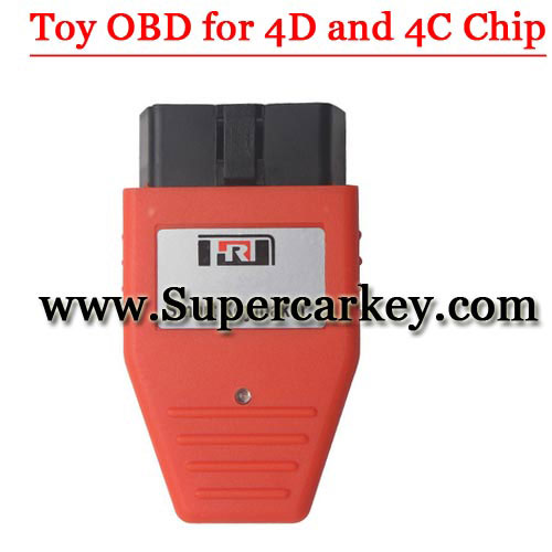Toyota Key Master(OBD) For 4C And 4D