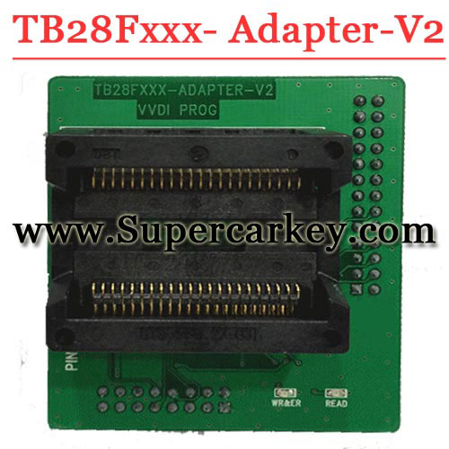 TB28Fxxx- Adapter-V2 For VVDI Pro