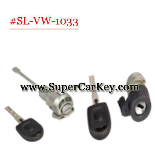 (SL-VW-1033)Car Lock For VW 09 Bora lock full set