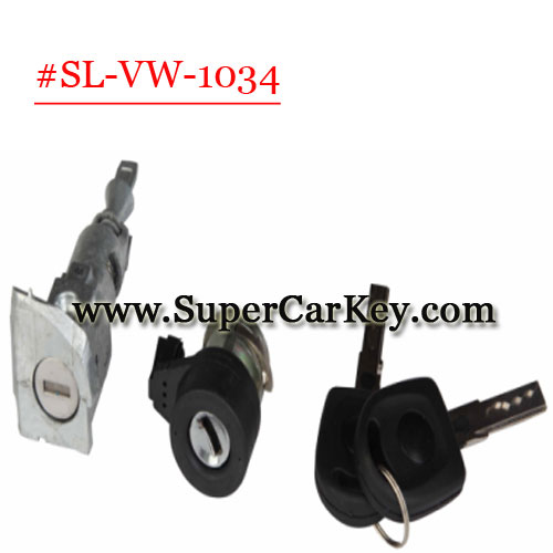 (SL-VW-1034)Car Lock For VW Golf MK6 Lock full set